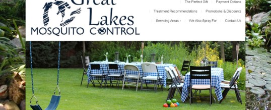Great Lakes Mosquito Control